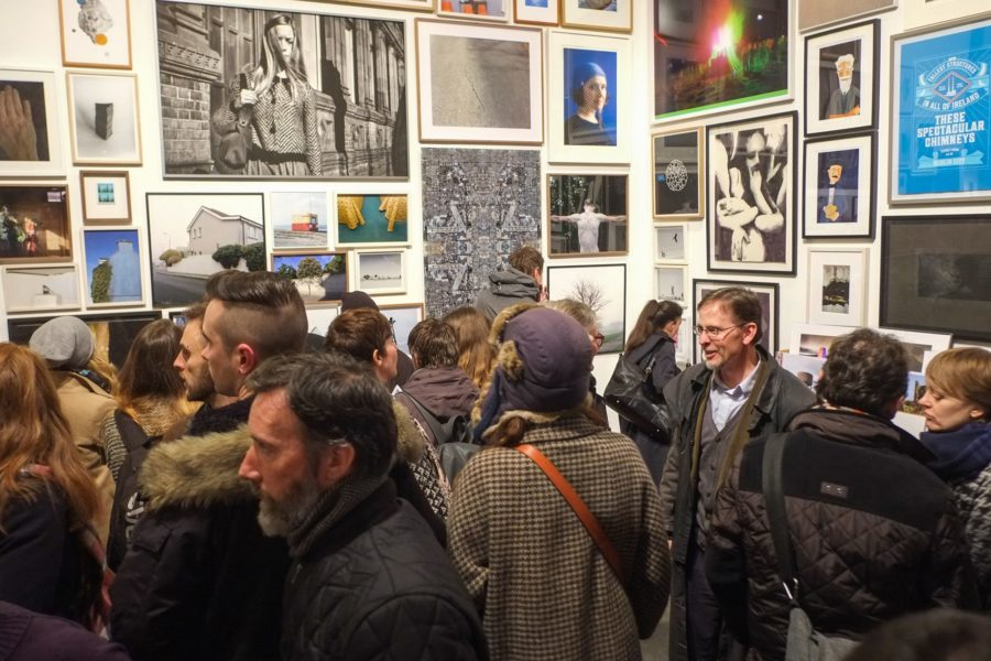 HALFTONE – Dublin's Fresh New Print Fair, 24-27 Nov 2016